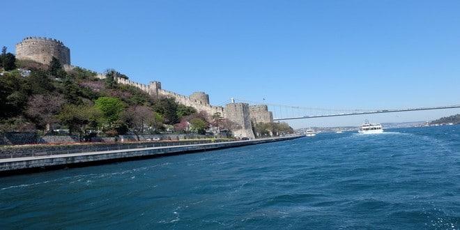 Turism Cultural - Istanbul Fortareata Rumeli croaziera