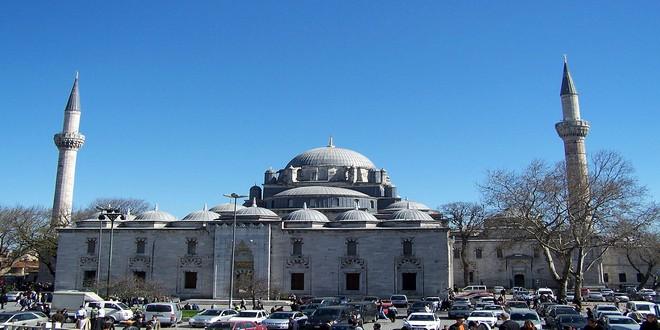 Turism Cultural - Istanbul Moscheea Bayezid