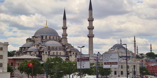 Turism Cultural - Istanbul Moscheea Eyup