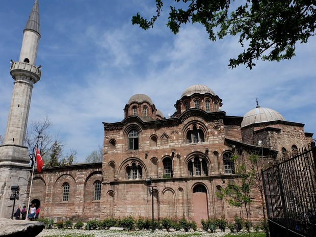 Turism Cultural - Istanbul Moscheea Fethiye