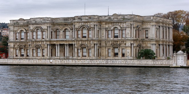 Turism Cultural - Istanbul Palatul Beylerbeyi