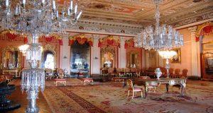 Turism Cultural - Istanbul Palatul Dolmabahce sala ceremonii