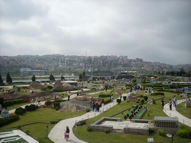 Turism Cultural - Istanbul Parcul Miniaturk