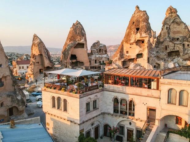 Turism Cultural - Cappadocia Cave Land Hotel