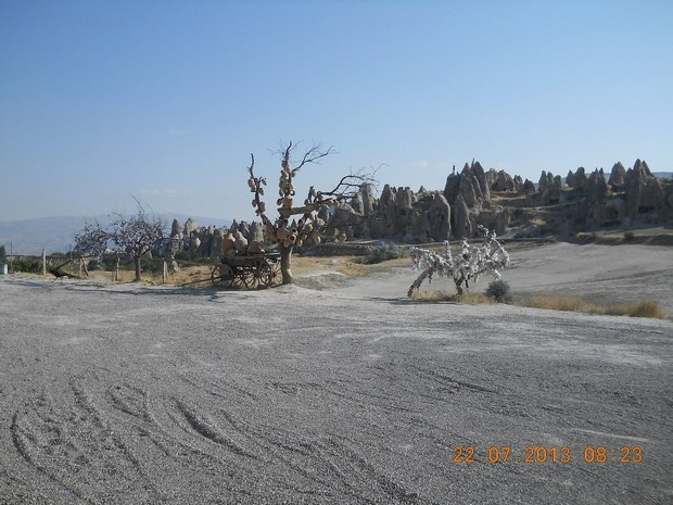 Turism Cultural - Cappadocia formatiuni ciudate