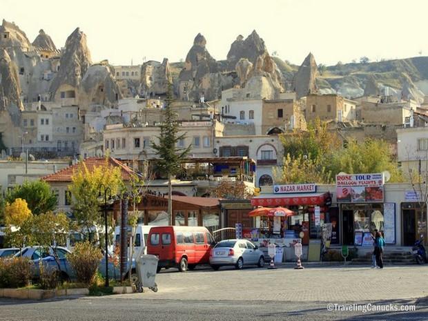 Turism Cultural - Cappadocia Goreme magazine