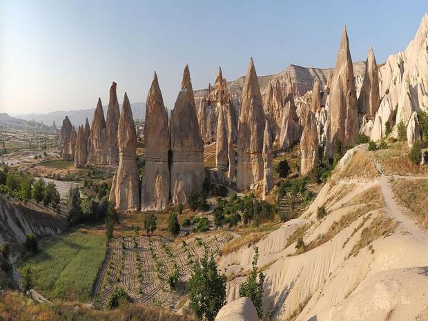 Turism Cultural - Cappadocia hornurile zanelor