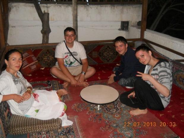 Turism Cultural - Cappadocia Goreme Pensiunea Ufuk tineri romani