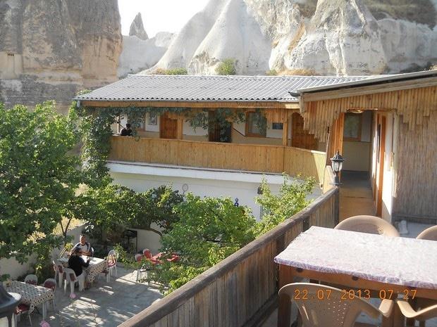 Turism Cultural - Cappadocia Goreme Pensiunea Ufuk